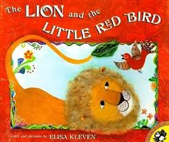 Lion & Little Red Bird