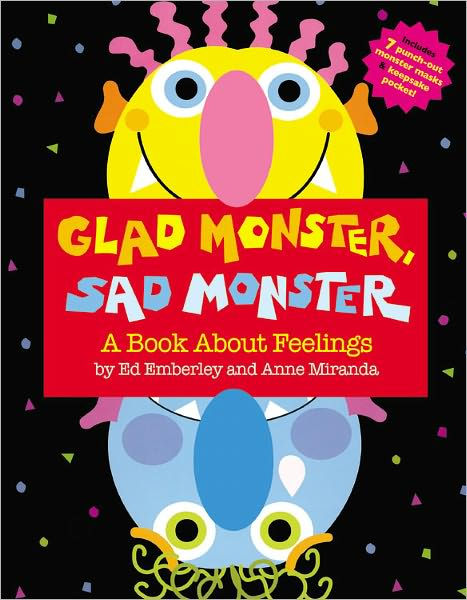 GLAD MONSTER SAD MONSTER/2008