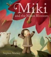 Miki and the Moon Blossom