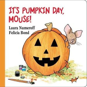 i'm pumpkin day, mouse
