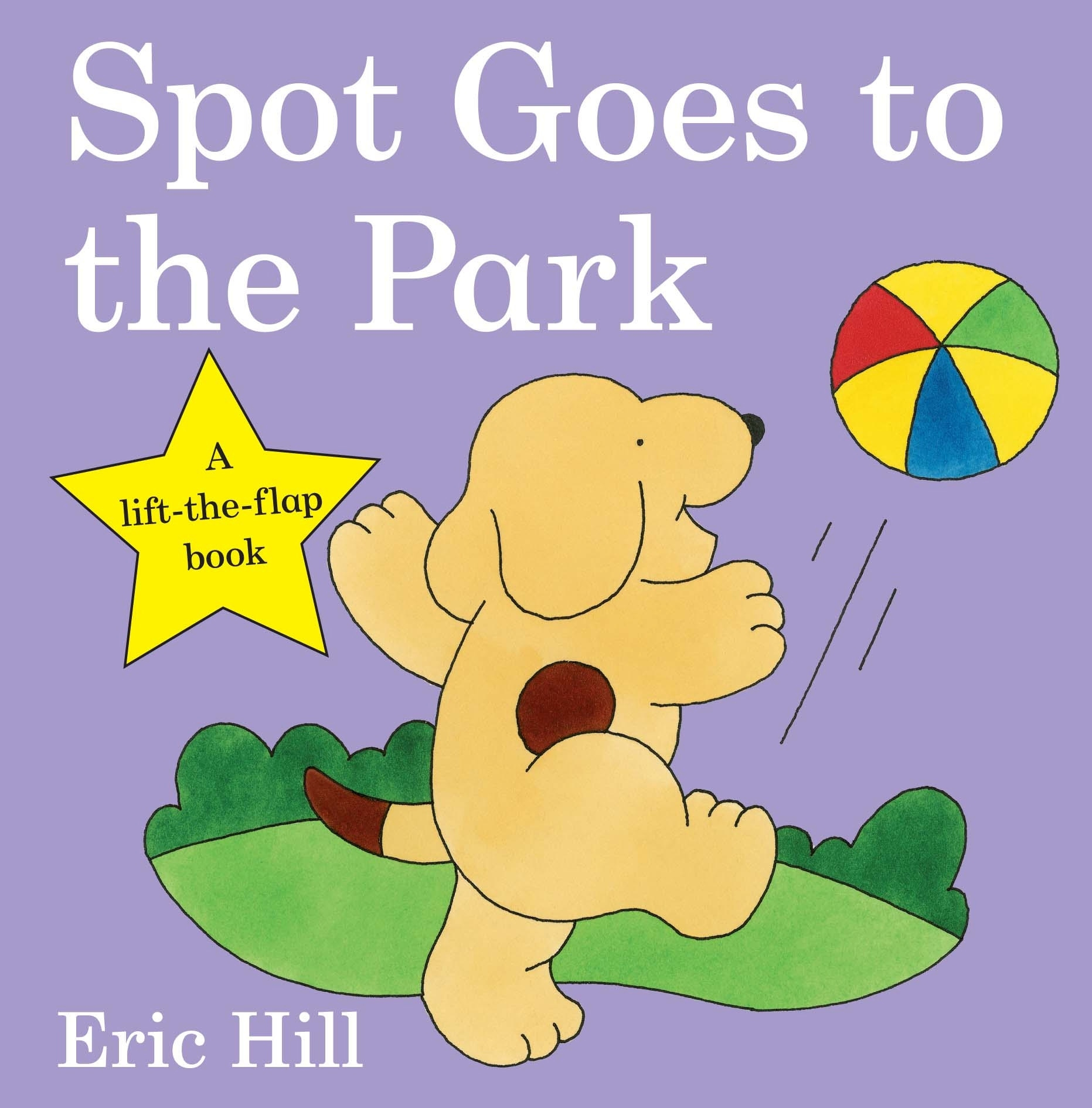 Spot Goes to the Park (Lift-the-Flap 硬頁書)