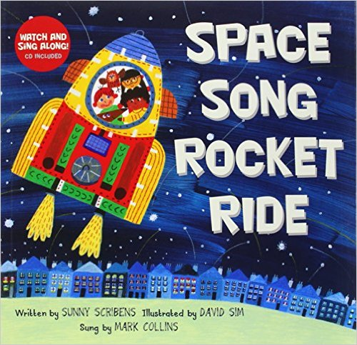 SPACE SONG ROCKET RIDE/BK+VCD