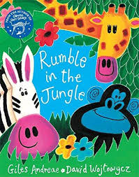 Rumble in the Jungle (Book + CD)