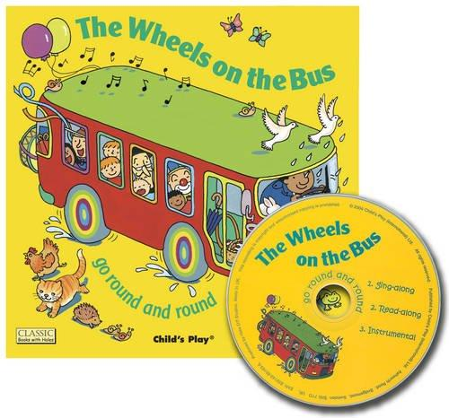 The Wheels on the Bus (CD inside)