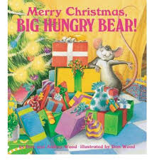 Merry Christmas, Big Hungry Bear! (Child's Play Library)