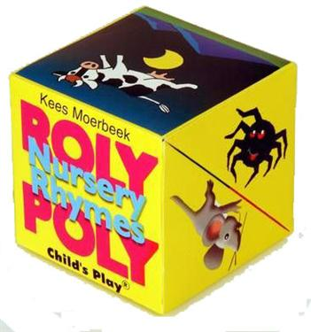Roly Poly Nursery Rhymes