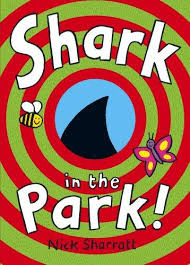 圖10.體驗故事 Shark in the park