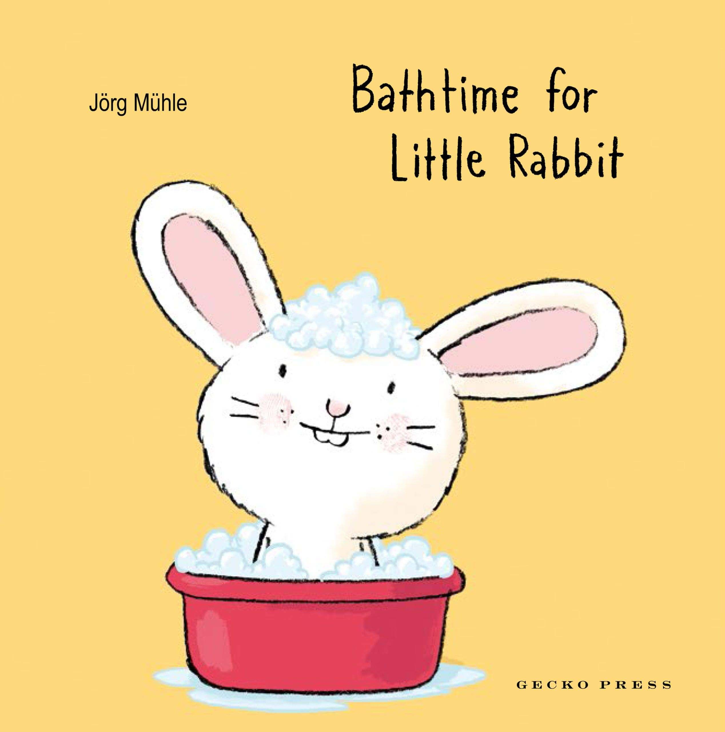 圖7.體驗故事 Bathtime for little rabbit